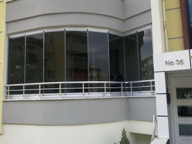 Eryaman Cam Balkon Doruk Cam Yapi